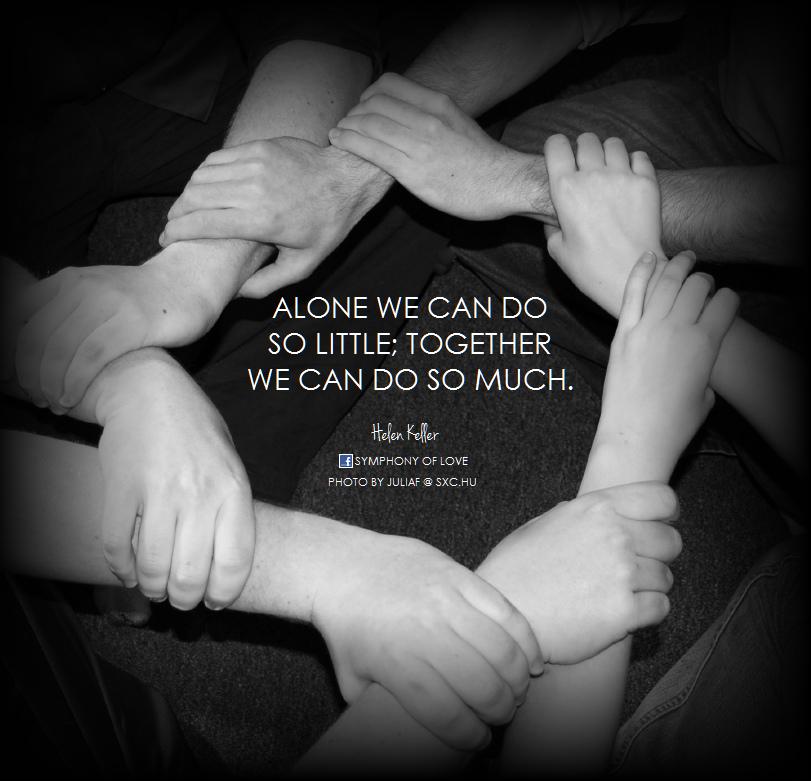 Hellen Keller Quote
